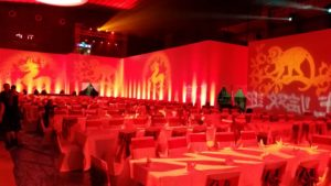 custom event lighting