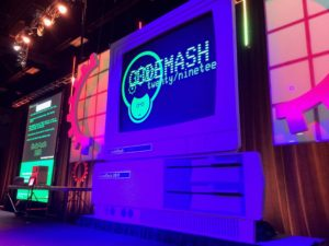 Codemash staging and digital signage